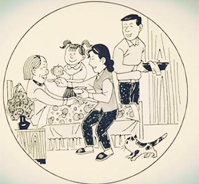 慈孝文化 >孝顺父母的人值得信赖      古人说,百善孝为先.
