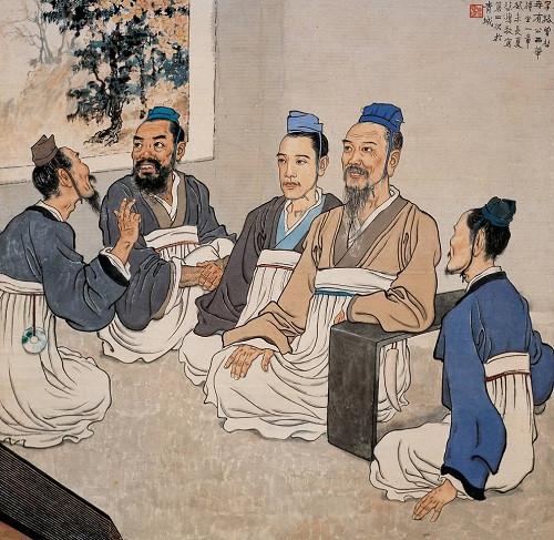 >老子和孔子对于忠孝的观念        南师怀瑾先生|南师谈孝道系列之