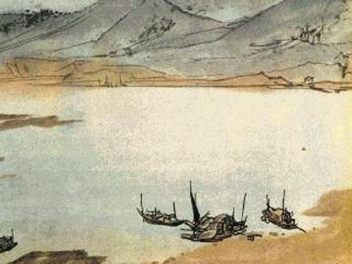 唐诗百科 次北固山下 王湾