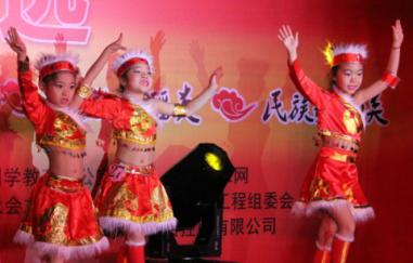 中小学生优秀传统文化技艺展演活动举行总决选