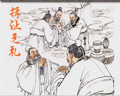 中国古代用餐礼仪中,筷子和勺子是否允许同时使用?