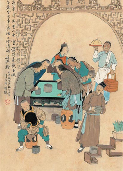【转载】100幅历代《年画》集锦 - 罗杰军 - 羅傑軍      博客