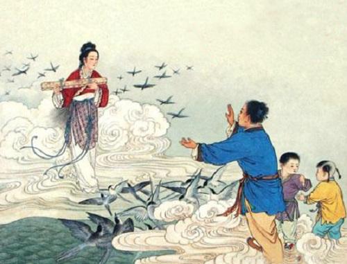 乞巧节-文化专题讲座 七夕节