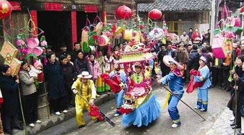 湖北过年春节习俗