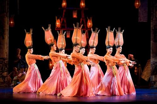 中国古代舞蹈|宋代大曲队舞