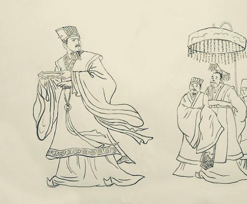 【古代寓言故事】342和氏璧