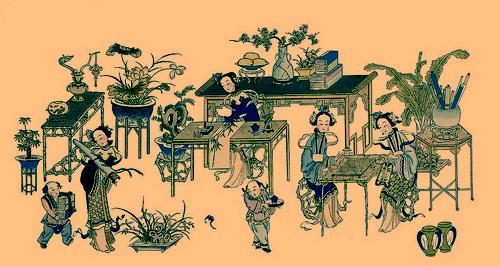 中国古代女子教育