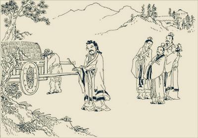 子路与孔子_名人传记之孔子:齐国出逃(中)