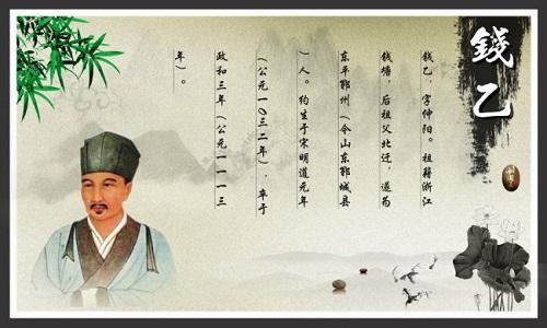 中国古代名医-钱乙