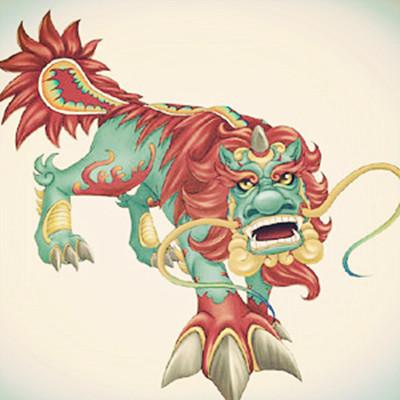 神话故事 年兽的传说