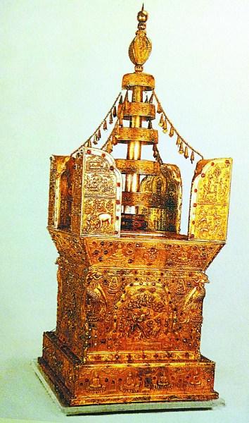 典故:南京大报恩寺琉璃塔的前世今生