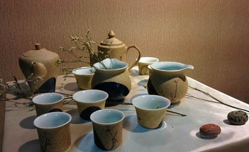 闽南特色茶壶装饰花纹图片